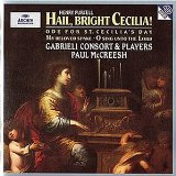 Henry Purcell - Hail, bright Cecilia!