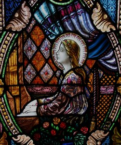 Saint Cecilia_GLASS